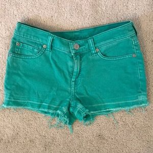 Girl's 7 For All Mankind Shorts